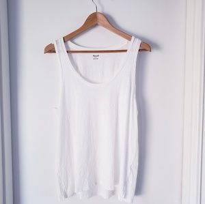 Madewell Loose Tank Top Size Large
